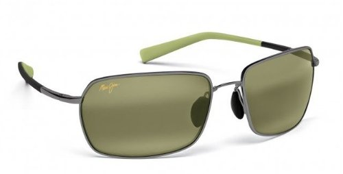 maui-jim-ht323-15a-gunmetal-with-green-high-tide-oval-sunglasses-polarised