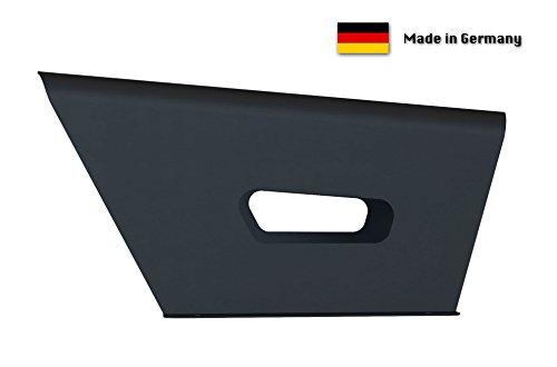 Mowhouse Mähroboter & Rasenroboter Garage - Carport für Rasenmäher Roboter - Made in Germany (Noble-Anthrazit) - 3