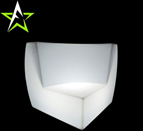 LED LOUNGE SOFA LEUCHTMÖBEL COUCH CUBE NEW DESIGN IN/OUTDOOR CLUB PARTY TREND NEW 2016 DESIGN - 2