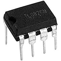 Circuito Integrado TL082CP TL082 8 DIP DIP8