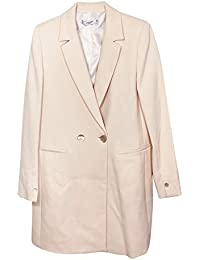 8465824d62 MANGO Women s Double-Breasted Coat 41043700 Pink