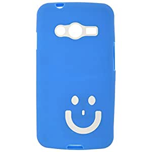 K3 Retail Back Cover forSamsung Galaxy Ace nxt & S Duos 3 ( 313 H & 313 HU) + Screen Guard Free [3K87]