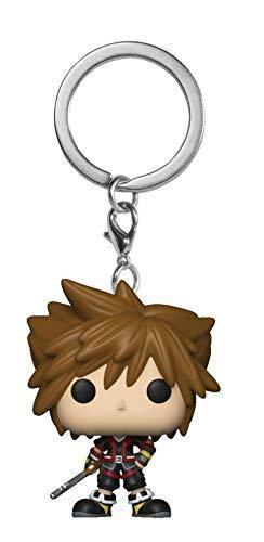 Funko- Keychain Kingdom Hearts Llavero Pocket Pop