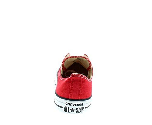 Converse Ctas Core Ox, Baskets mode mixte adulte Rot (Rot)