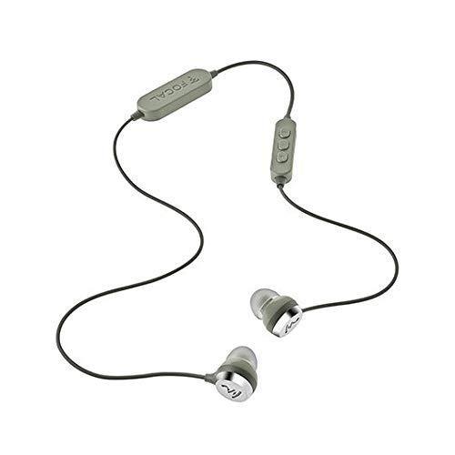 Focal Sphear Wireless Casque et Micro Binaural écouteur Olive - Casques et micros (sans Fil, écouteur, Binaural, Intra-aural, 19-22000 Hz, Olive)