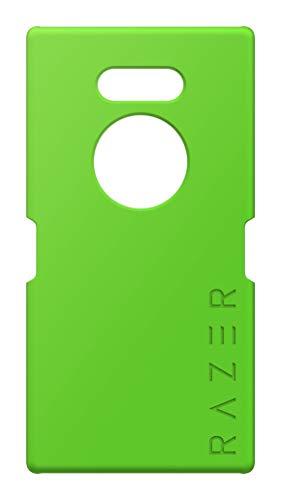 Razer Phone 2: 120 Hz UltraMotion Bildschirm - Qualcomm Snapdragon 845 - kabelloses schnelles Aufladen, Word Case for Razer Phone 2 (Green), grün