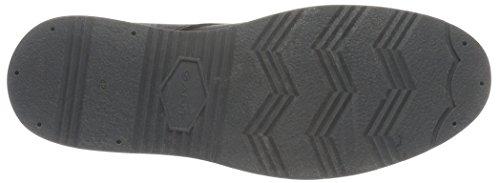 GANT Herren Huck Combat Boots Schwarz (black G00)