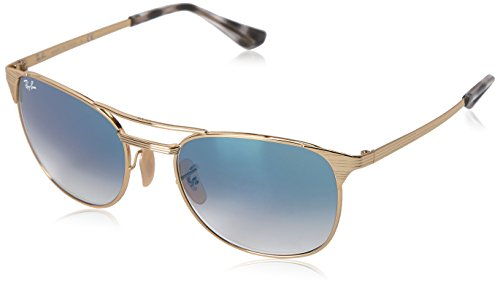 Ray-Ban Rb 3429M, Montures de Lunettes Mixte Adulte, Or (Gold), 55 mm