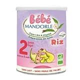 La Mandorle - Alternative zu Folgemilch von 6 Monaten bis 1 Jahr