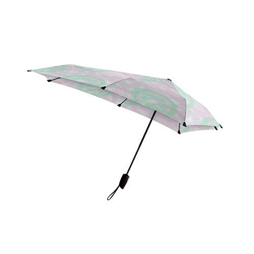 Parapluie senz° anti-tempête pliant