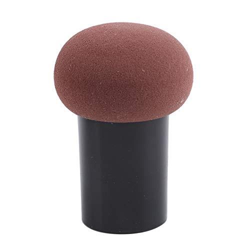 kemai Mushroom Head Concealer Schwammpinsel Liquid Cream Foundation Kosmetikpinsel, Milchtee -