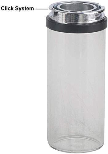 Manguera de acero inoxidable de tres soportes de cristal cachimba Set 3 silicona cerámica Tabaco cubeta...