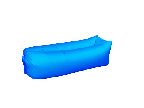 Neu Tragbares Luftbett Aufblasbare Spielzeuge, Wasserdichtes Faules Aufblasbares Sofa Des Strandes Im Freien - 240 * 70cm