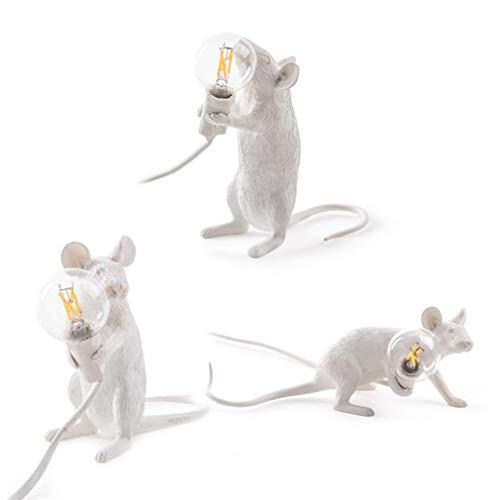 Homelamp 3 Teile/Satz Maus Lampe Schreibtisch Lampen/Modern / Harz/Tischleuchten Kreativ, Für Arbeitszimmer/Schlafzimmer / Wohnzimmer Oder Geschenk Dekoration -