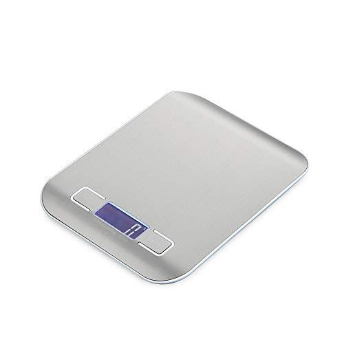 SKJDK Báscula Electrónica Multifuncional para Cocina Y Alimentos, Peso De Cocina De...