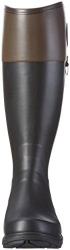 Viking Ascot Ii, Bottes hautes femme Noir - Schwarz (Black/Brown 208)