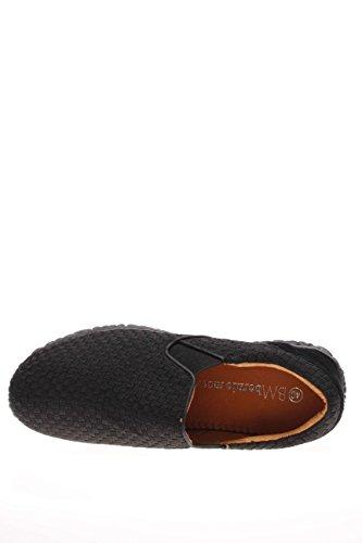 Bernie MEV MEV. Chaussures tamaia Élastique Baskets Homme BLACK Noir - Noir