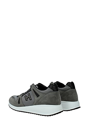HXM2460U870CUU2C05 Hogan Sneakers Homme Tissu Gris Gris