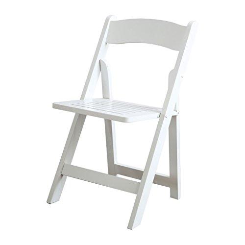 QINGPINGGUO QPG Massivholz Klappstuhl Esszimmerstuhl Minimalistischen Japanischen Stil Stühle...
