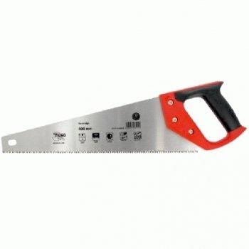 Triuso Scie à main 400 mm avec manche en plastique Premium