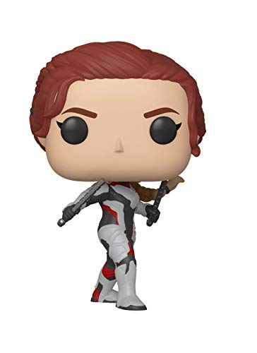Funko 36665 POP Bobble: Avengers Endgame: Black Widow Sammelfiguren, Multi