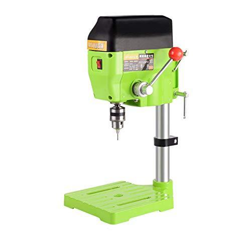 KJHBVGTR Miniature Speed Control 220 v präzision kleine tischbohrmaschine multifunktions Bohren und fräsmaschine kleine holzbearbeitung produktionswerkzeug bohrmaschine 480 Watt