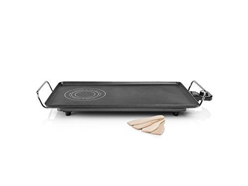 Princess Table Chef Hot-Zone–Griddle Plate, Cast Aluminium, 60x 60cm, 2500W