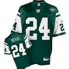 New York Jets NFL Maillot de Football américain-Revis #61–Medium-Sans marques **NEUF
