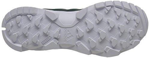 Adidas Outdoor GSG9 Trail Running Shoe, minerale verde / grigio scuro / bianco, 5 M Us Mineral Green/Dark Grey/White