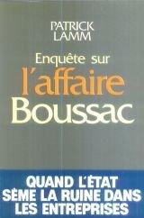 ENQUETE SUR L AFFAIRE BOUSSAC