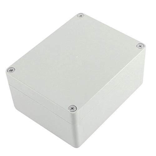 Caja de conexiones - SODIAL(R) Caja de proyecto electronico de armario impermeable de plastico 115 x 90 x 55 mm