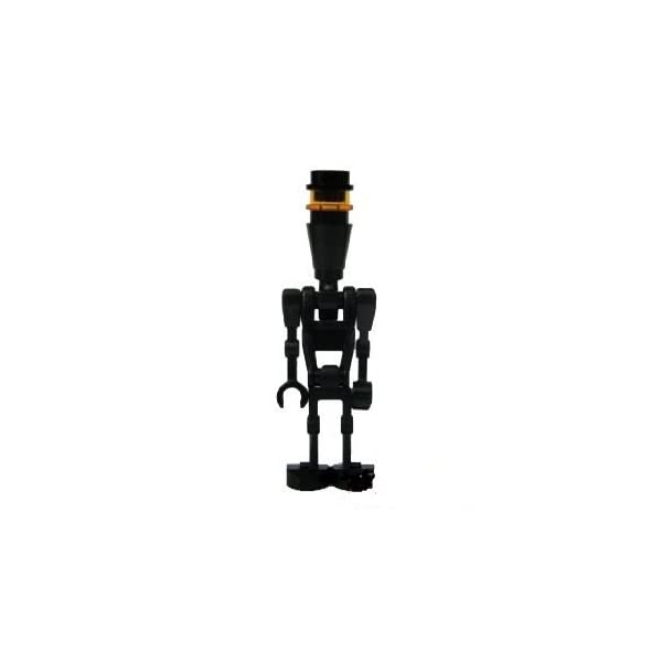 Mini Figureclone Lego Assassin Droidjouet Wars WarsNoire Star Elite JcTKF1l3