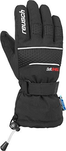 Reusch Jungen Connor R-TEX XT Junior Handschuhe Black/White 6