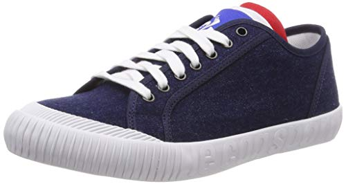 Le Coq Sportif Nationale, Sneaker Unisex-Adulto, Blu Dress Blue, 45 EU