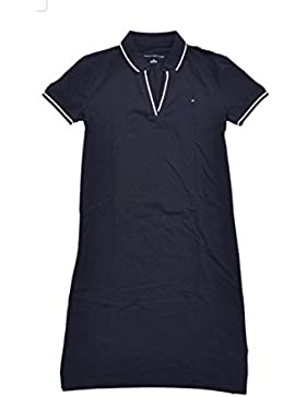 Tommy Hilfiger Kleid, Women's Polo Dress, Large
