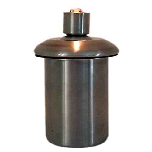 Tisch Top Tiki Taschenlampe Oder Firepot Edelstahl nachfüllbar Einsatz