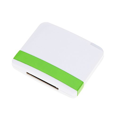 Andoer® Bluetooth A2DP Musik Audio 30 PinEmpfänger Adapter für iPod iPhone iPad Lautsprecher Dock
