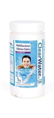 Clearwater 1KG MULTIFUNC TAB POOL TREATMENT