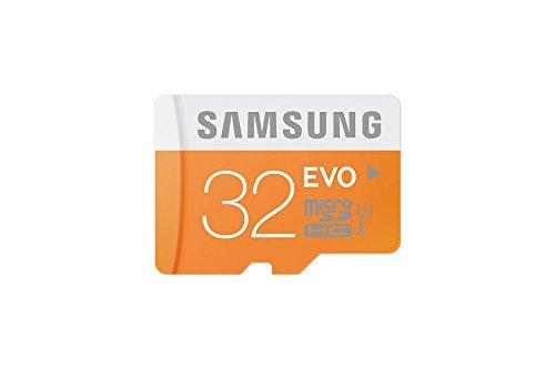 Samsung Evo 32GB Class 10 micro SDHC Card (Upto 48 Mbps speed)
