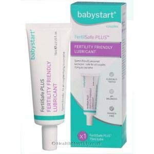 BabyStart FertilSafe PLUS - Lubricante Amigable Concepción