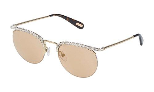Unbekannt Sonnenbrillen Lanvin SLN071S GOLD/ROSE GOLD Damenbrillen