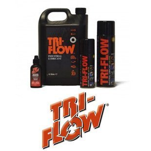 Tri-Flow Grease - 11 25 oz Aerosol Can - Food Grade - TF22020 [PRICE is per  CAN] by Krylon Industrial Products