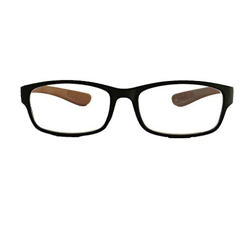 Deportivo ligero moderno gafas de lectura distintos Graduación de + 1,0hasta + 3,0