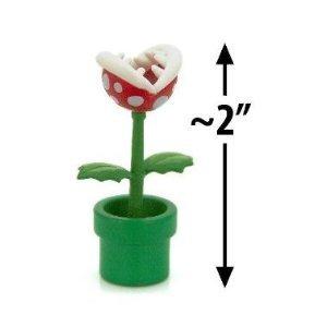 Preisvergleich Produktbild Furuta SUPER MARIO WII MINI FIGUREN PIRANHA PLANT (5 CM Mini Figure)