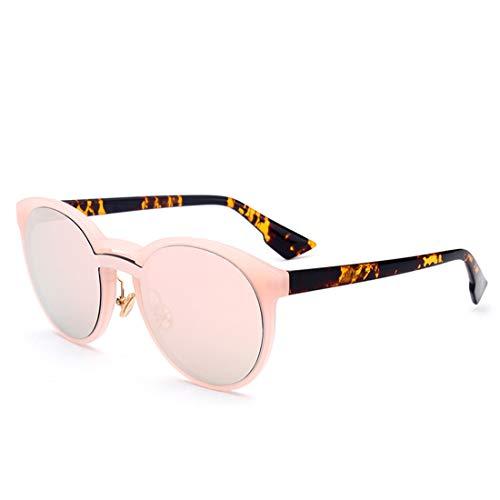 Frauen und Männer Vollformat-Sonnenbrille UV-Schutz Einteiliger Stil Brille (Farbe : 1)