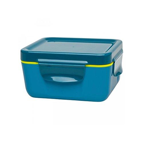 Aladdin pour Tablette isolé Lunch Box 0.47 Litre Plastique conteneurs de Stockage de Nourriture, Marine