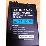 Akku passend für Sony PSP Slim & Lite / 2. Generation - 1200mAh