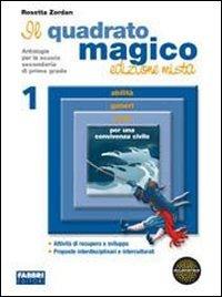 Il quadrato magico. Per la Scuola media. Con espansione online: 1