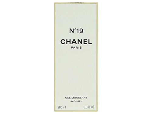 Chanel Bath and Shower Gel for Women Number 19 200 ml