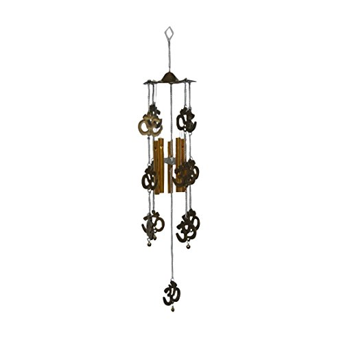 Divya Mantra Feng Shui Om Wind Chime  available at amazon for Rs.299